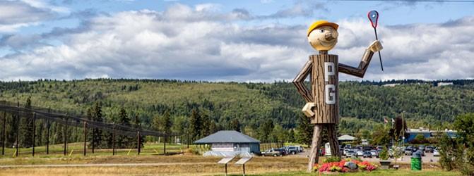giant log boy