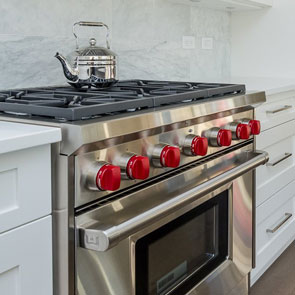 morgan crest stove top
