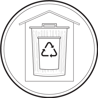 icon minimize waste